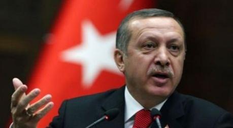 Turkish PM Recep Tayyip Erdogan